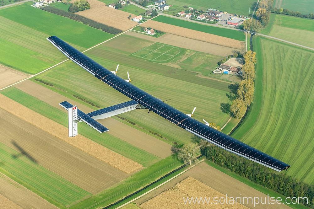 Solar Impulse - Aereo del futuro